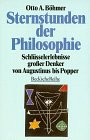 Otto A. Böhmer: Sternstunden der Philosophie