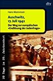 Hans Mommsen: Auschwitz, 17. Juli 1942
