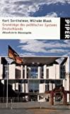 Wilhelm Bleek, Kurt Sontheimer: Grundz�ge des politischen Systems Deutschlands
