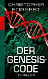 Christopher Priest: Der Genesis-Code