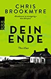 Chris Brookmyre: Dein Ende