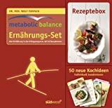 Dr. Wolf Funfack: Metabolic Balance. Ernährungs-Set