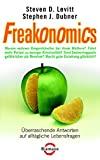 Steven Levitt: Freakonomics