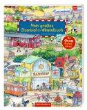 Melanie Brockkamp: Mein gro�es Eisenbahn-Wimmelbuch