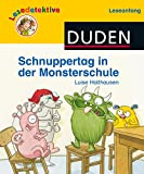 Sandra Reckers (Illu.), Luise Holthausen: Schnuppertag in der Monsterschule