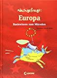Christine Schulz-Reiss: Nachgefragt: Europa