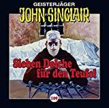John Sinclair: Folge 109: Sieben Dolche für den Teufel