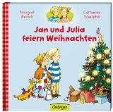 Margret Rettich: Jan und Julia feiern Weihnachten