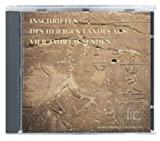 Karl Jaros: Inschriften des Heiligen Landes aus vier Jahrtausenden