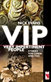 Nick Evans: VIP