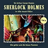Sherlock Holmes - Die neuen Fälle: Die gelbe und die blaue Flamme