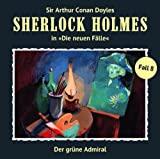 Sherlock Holmes - Die neuen Fälle: Der grüne Admiral