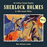 Sherlock Holmes - Die neuen Fälle: Der ehrlose Löwe