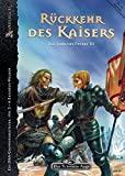 Lena Falkenhagen, Mark Wachholz: DSA - Rückkehr des Kaisers