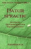 Wolfgang Sch�hly (Hg.): Natursprache. Deutsche Naturdichter der Nachkriegszeit