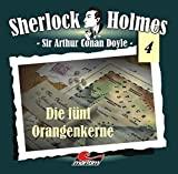 Sir Arthur Conan Doyle: Die fünf Orangenkerne