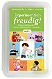 Dr. Eva Gümbel, Dr. Anya Ipsen, Madeleine Weiss: Experimentierfreudig