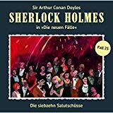 Sherlock Holmes - Die neuen Fälle: Folge 25: Die siebzehn Salutschüsse